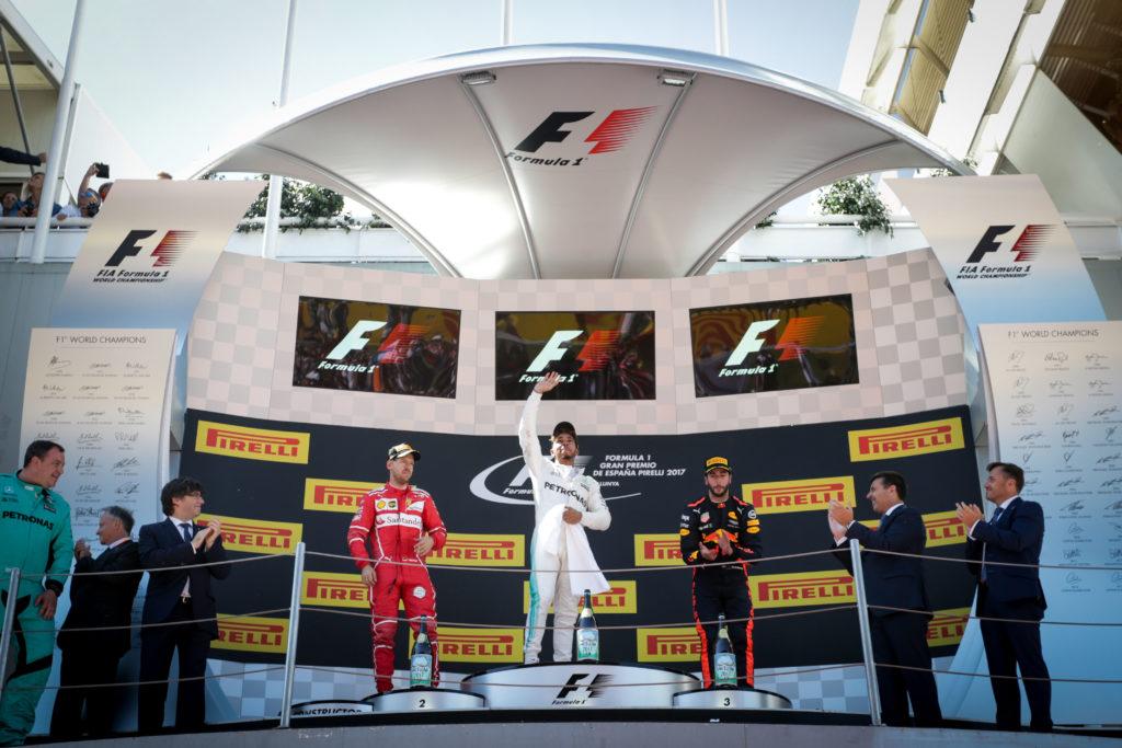 Pagelle GP Spagna: Hamilton e Vettel fanno un altro sport, Bottas soldato…