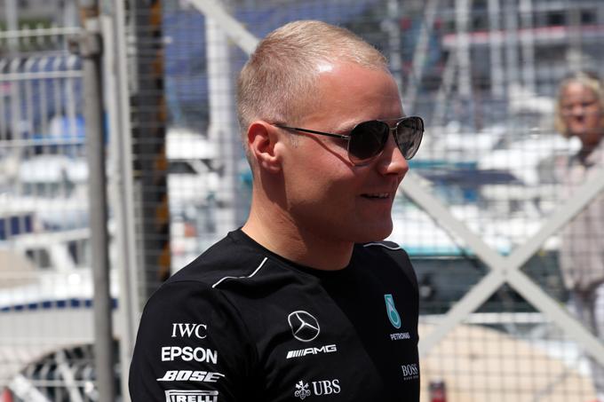 F1 | Mercedes, Bottas: