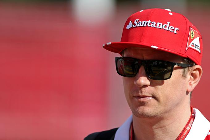 F1: Kimi Raikkonen, è nata la secondogenita