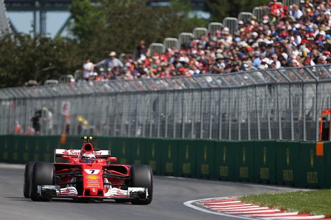 F1 | Ferrari, Raikkonen ottimista: