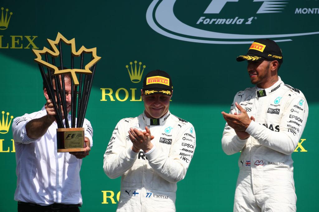 F1 | Mercedes, Hamilton: