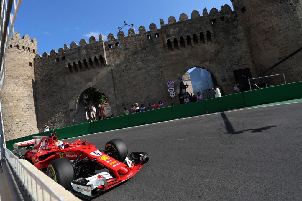 GP Azerbaigian, Hamilton: