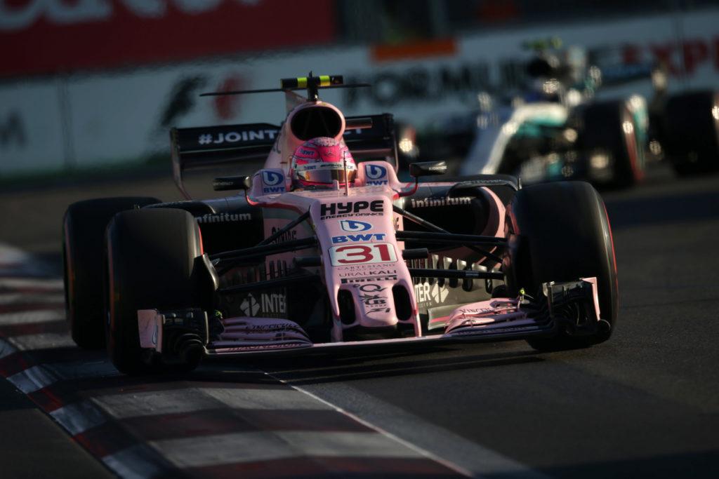 F1 | Force India, trovato il nome per la stagione 2018