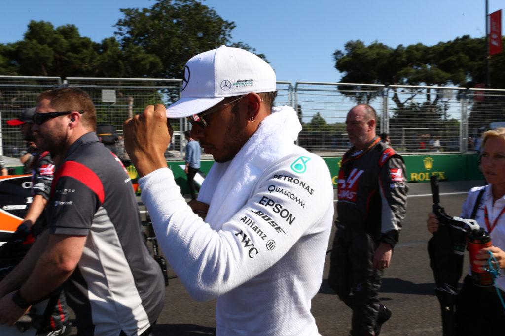 F1 Baku, Vettel non ci sta: