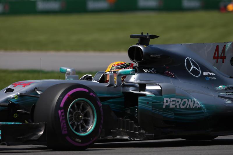 F1 GP Canada: Doppietta Mercedes con Hamilton vincente