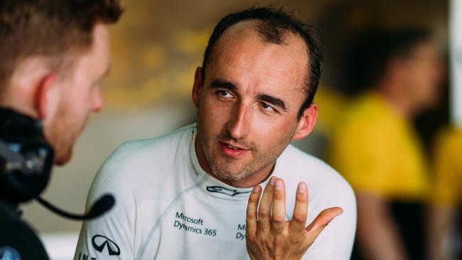 F1 | Renault, Kubica completa novanta giri sul tracciato del Paul Ricard
