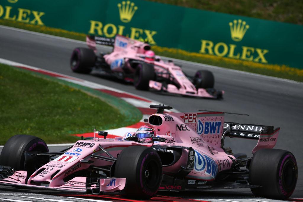 F1 | Force India, a Silverstone con un grande aggiornamento