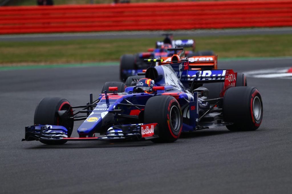 F1 Toro Rosso, Sainz: