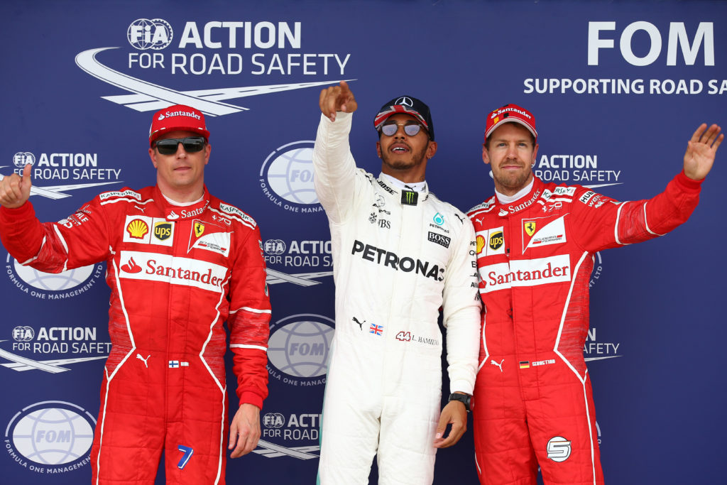 Silverstone, Bottas domina le prime libere: Raikkonen quinto e Vettel sesto