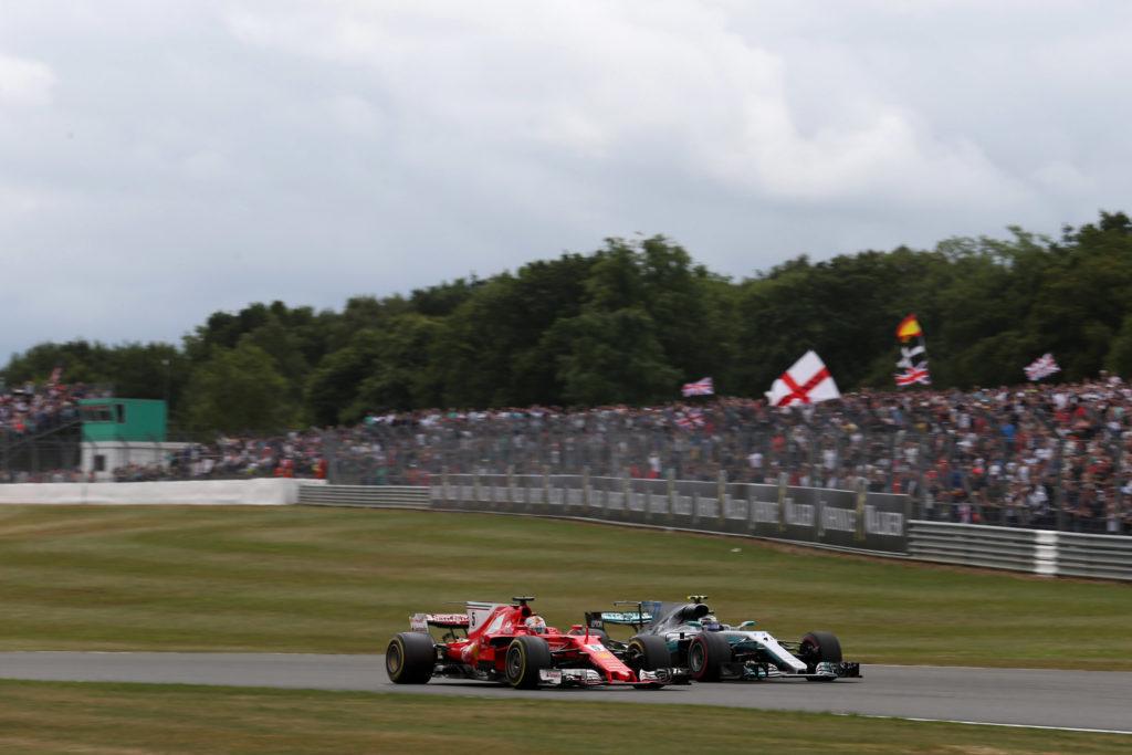 GP Gran Bretagna – Mercedes d'antan, la Ferrari si perde nella tana del leone…