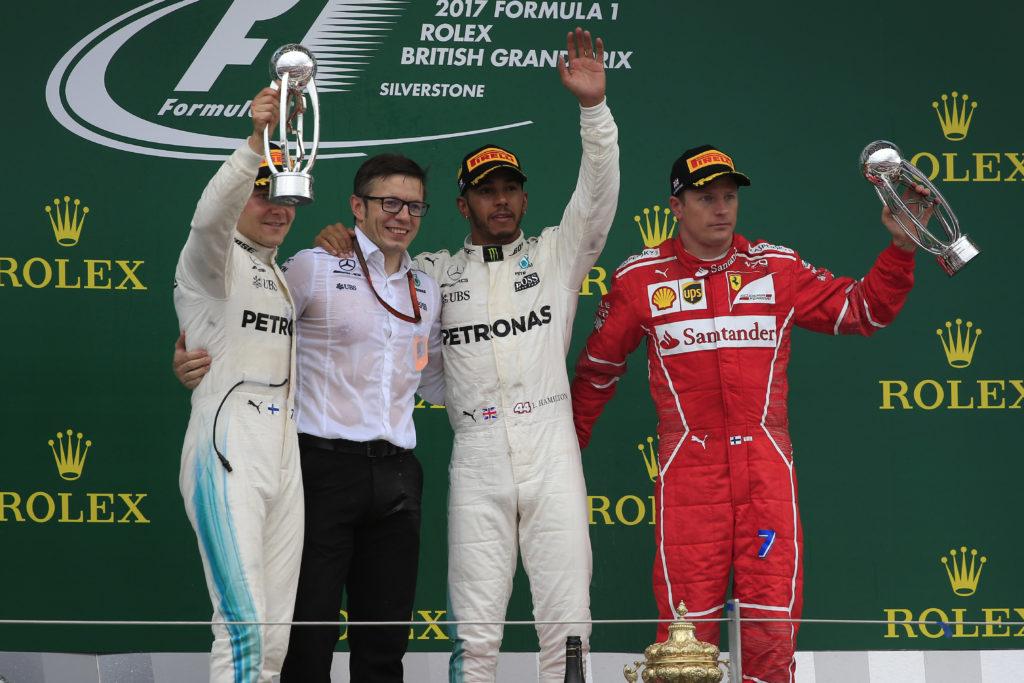 Pagelle GP Gran Bretagna: Sir Lewis Hamilton, Bottas puntuale, Raikkonen fa meglio di Vettel