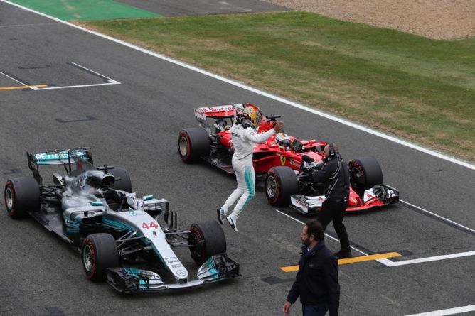 F1 | Gp Silverstone, la griglia di partenza