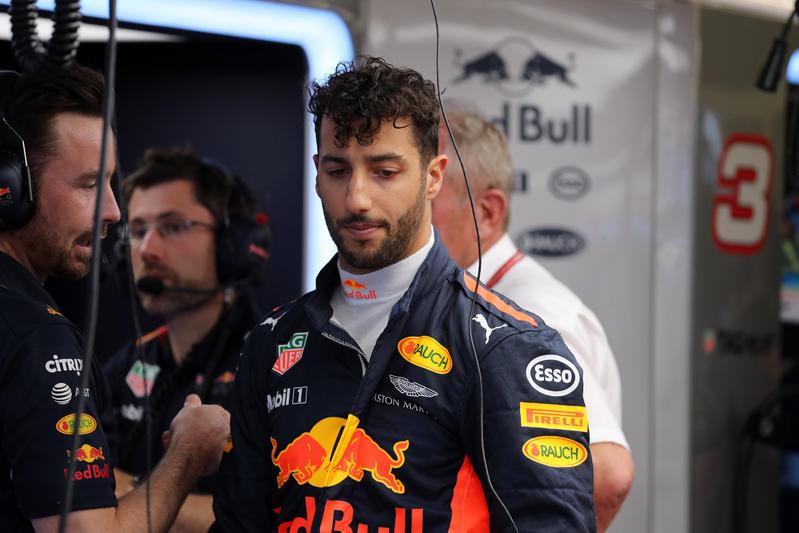 """F1   Ricciardo: """"Oggi una monoposto per la vittoria, speriamo anche domani"""""""
