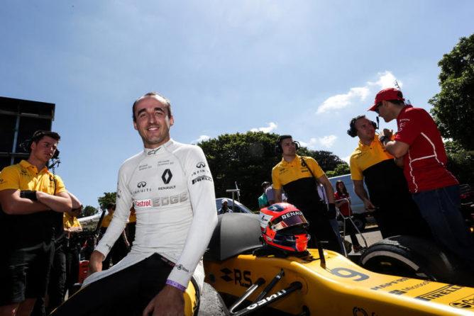F1 | Renault conferma: Kubica in pista nei test in Ungheria