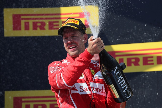 F1 | Per Hamilton il miglior venerdì dell'anno
