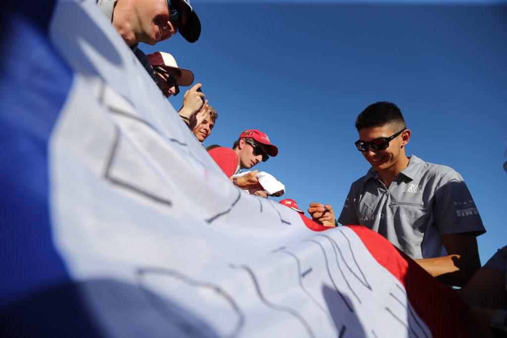 F1 | GP Spa, Esteban Ocon un anno dopo la sua prima volta