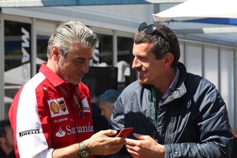 F1, Steiner (Haas):