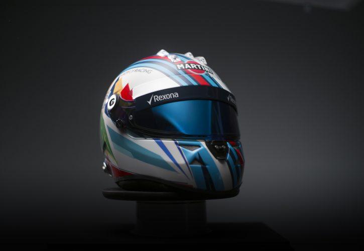 F1 | Nuovo casco per Felipe Massa nel GP del Belgio