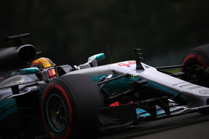 F1 GP Belgio: Hamilton vince e si avvicina a Vettel, secondo