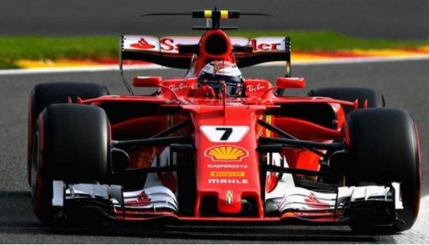 F1 GP Belgio, Prove Libere 1: Inizio al vertice per Raikkonen