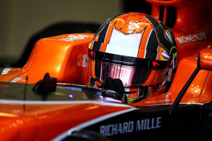 McLaren: Vandoorne confermato per il 2018