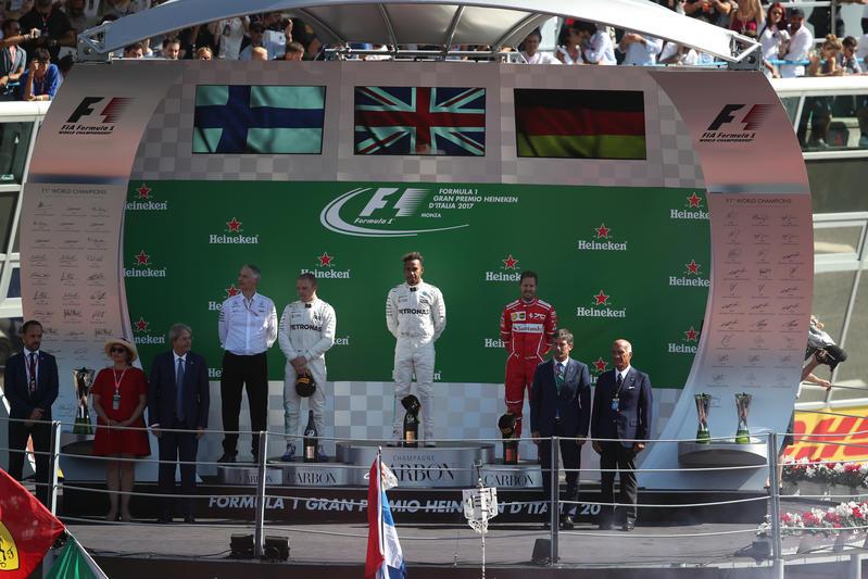F1 2017, GP Monza, Sebastian Vettel: