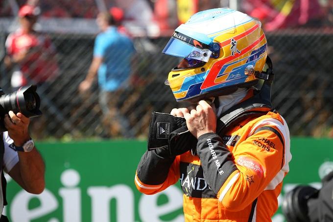 """F1   McLaren, Alonso ottimista per Singapore: """"Circuito adatto alla nostra monoposto"""""""