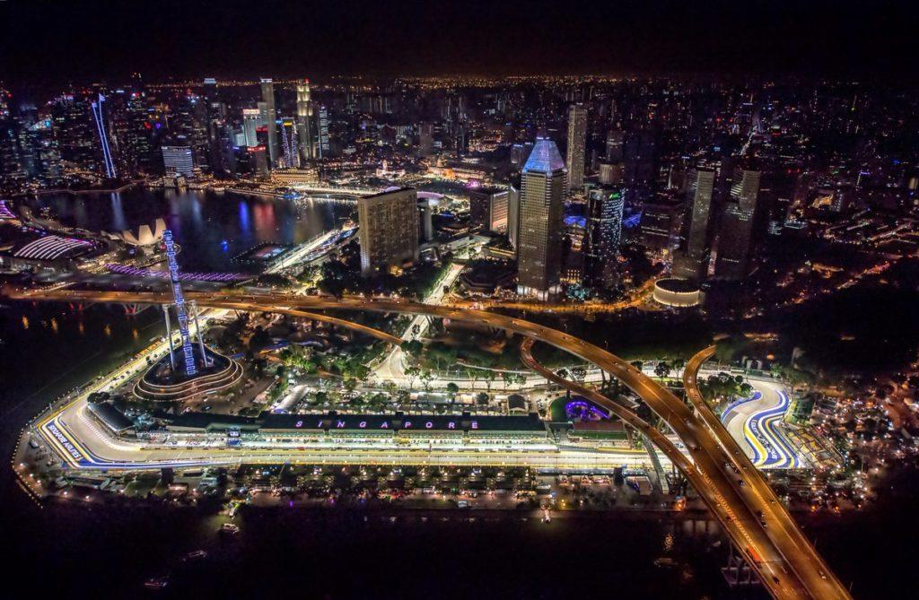 Gran Premio di Singapore 2017: Anteprima e Orari del Weekend