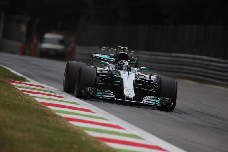 Formula 1, la griglia di partenza del GP di Monza