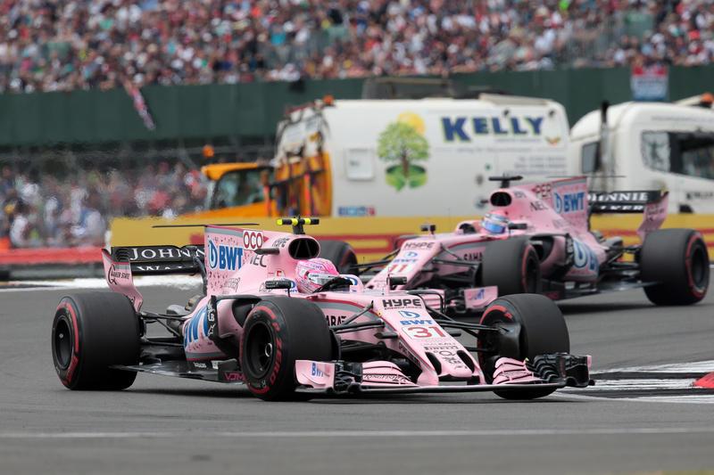Formula 1 | La Force India blinda Perez ed Ocon