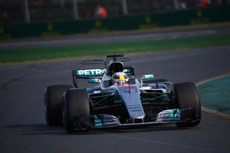 F1 | Pirelli, Hamilton completa la giornata di test