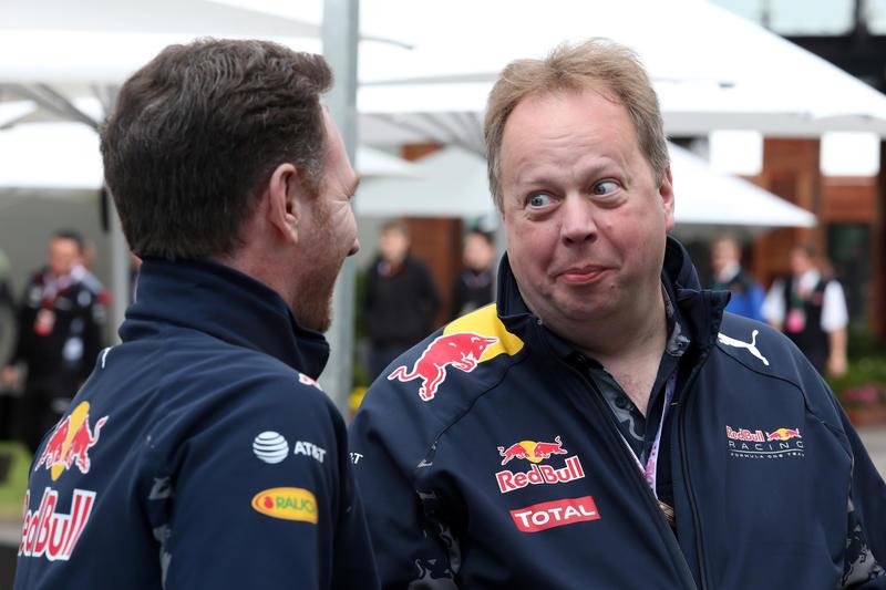F1: Red Bull, Aston Martin sponsor principale dal 2018