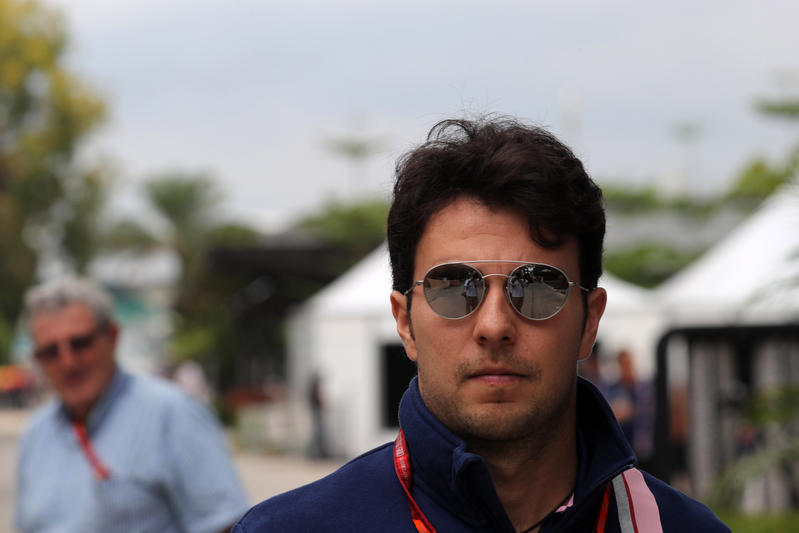 "F1 | Force India, Perez: ""Temo la McLaren in ottica 2018"""