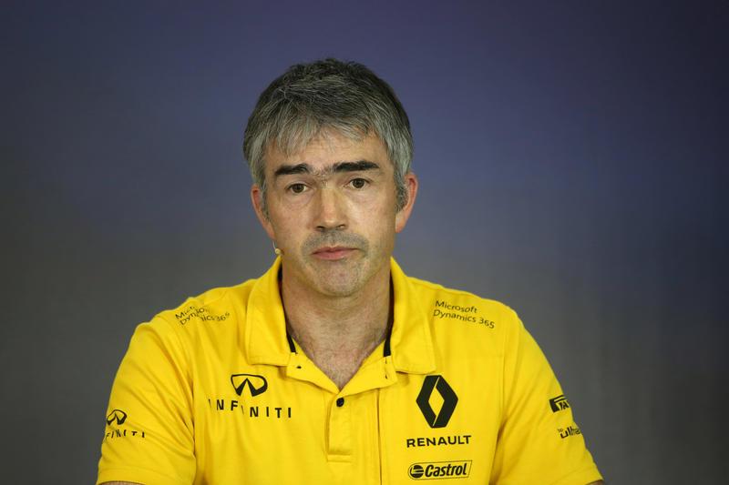 Formula 1   Renault, c'è fiducia per il tour de force asiatico