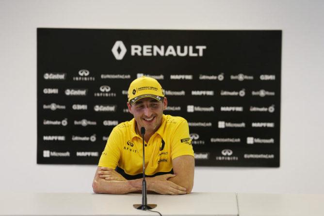 F1 | Kubica chiede la rescissione del contratto da Renault