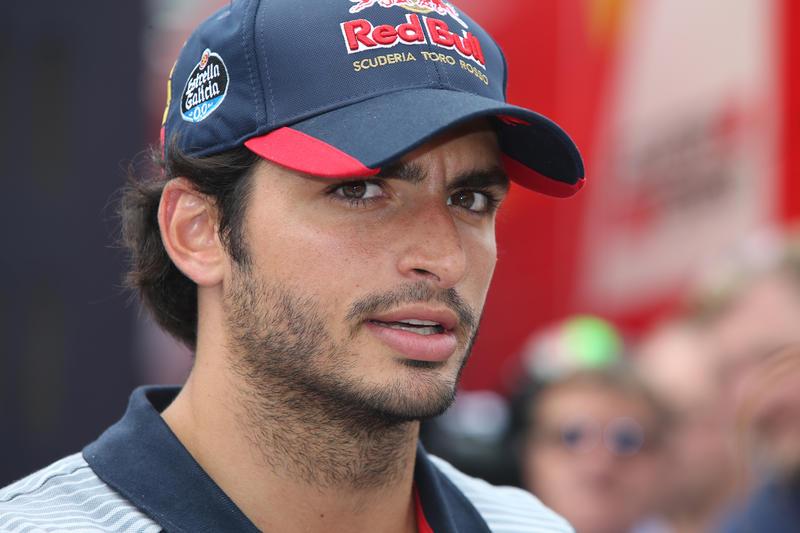 F1 GP Italia, Toro Rosso: Intervista esclusiva a Carlos Sainz