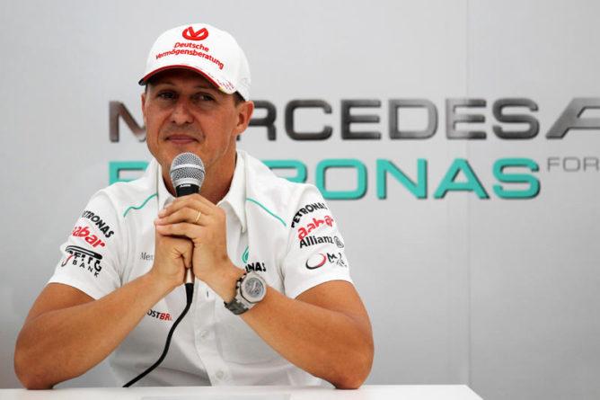 Nuove speranze per Michael Schumacher dagli Stati Uniti