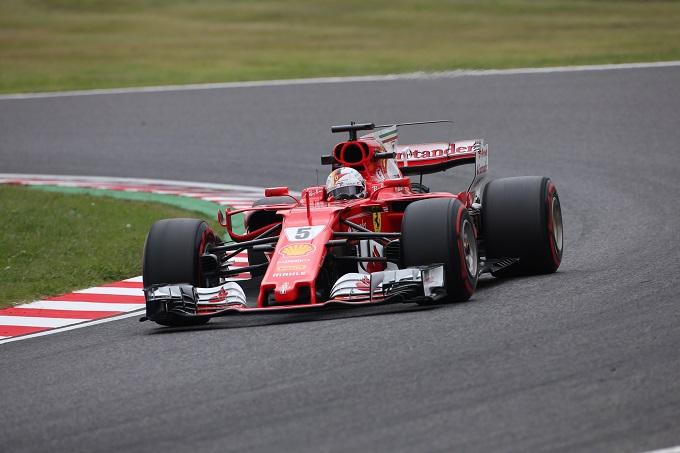 F1 | Ferrari, reprimenda per Sebastian Vettel a Suzuka