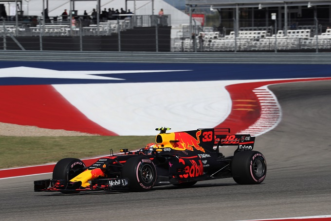 "F1 | GP USA, Max Verstappen eletto ""Driver of the Day"""
