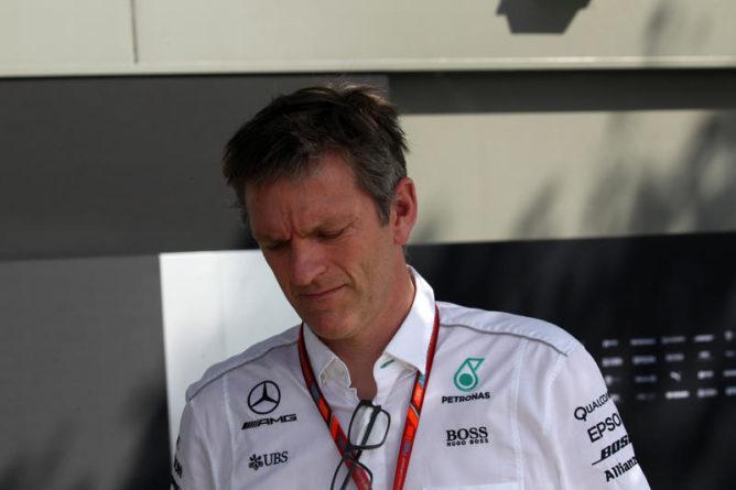 """F1   Allison: """"Ho lasciato la Ferrari per lavorare con Hamilton"""""""