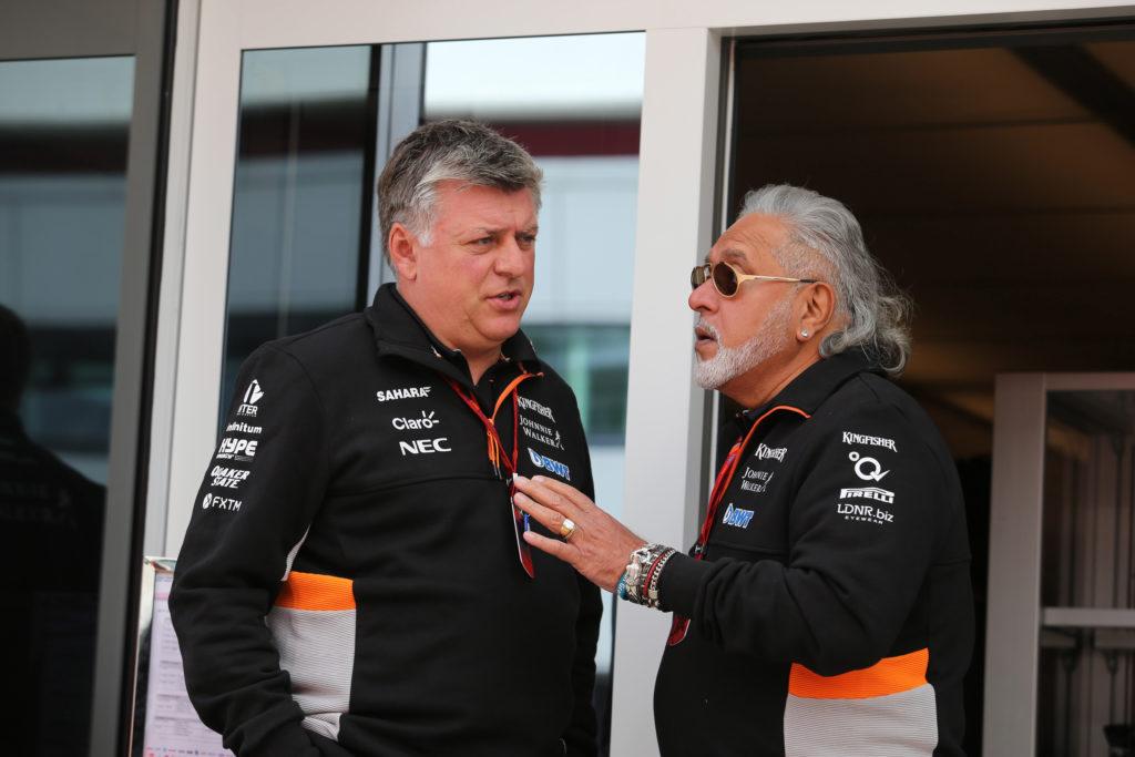 """F1   Force India, Fernley: """"La presenza di Perez aiuta Ocon"""""""
