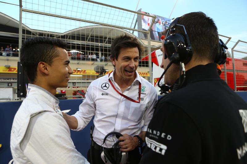 F1 | Mercedes non farà pressioni sulla Williams per l'ingaggio di Wehrlein