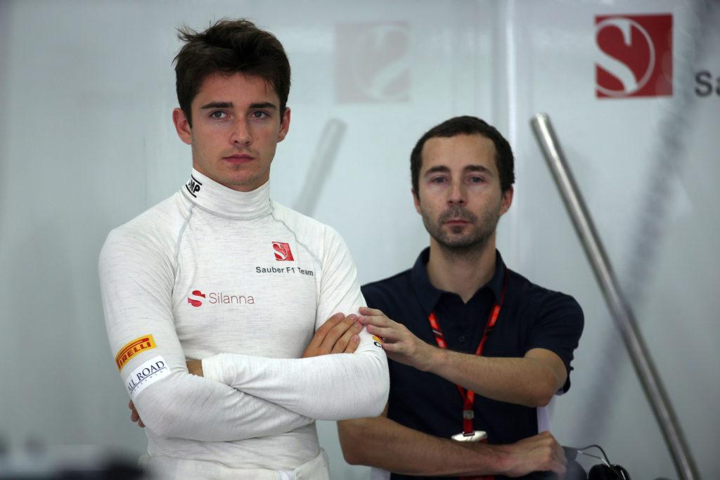 Formula 1 | Test Pirelli, Leclerc in pista con la Sauber