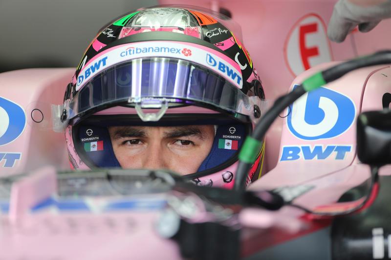 F1 | Force India, Sergio Perez recupera dal virus