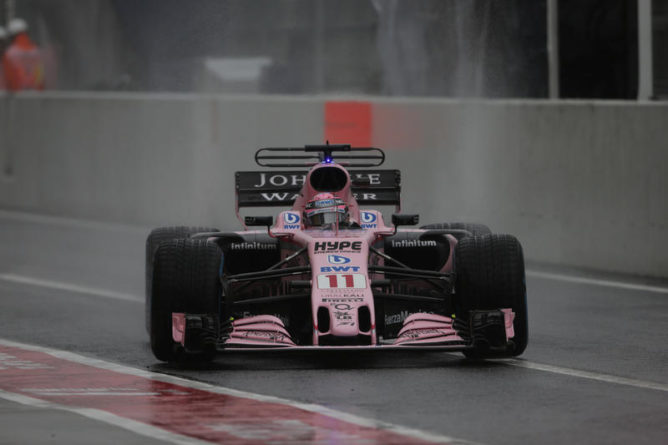 "F1 | Force India, Perez: ""Dobbiamo fare dei cambi"""