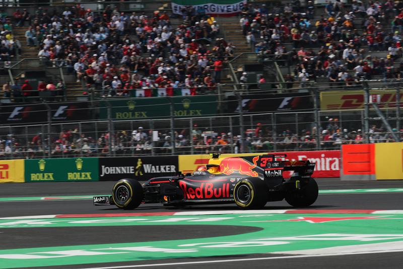 F1 GP Messico, Prove Libere 3: Verstappen davanti a Hamilton
