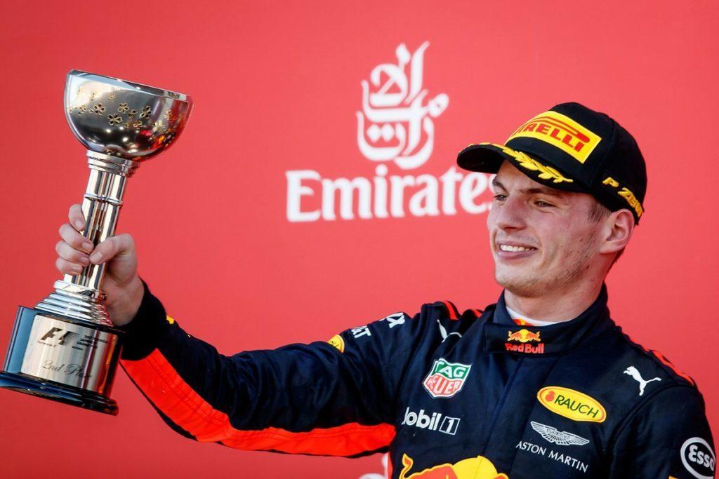 Verstappen rinnova con la Red Bull Prolungamento fino al 2020
