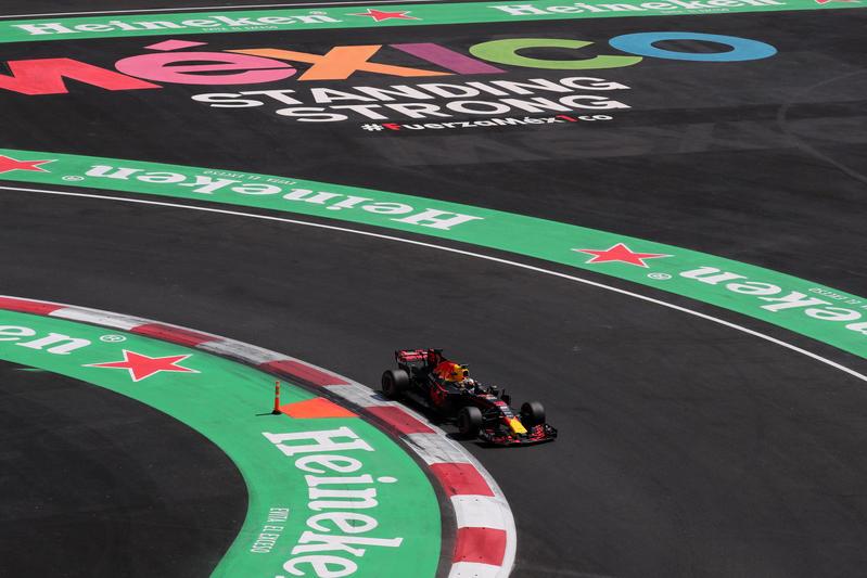 F1 GP Messico: Vince Verstappen. Hamilton è Campione del Mondo 2017!