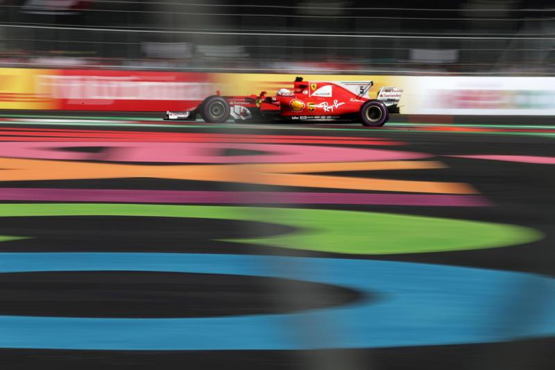 F1 GP Messico, Qualifiche: Vettel, che pole!