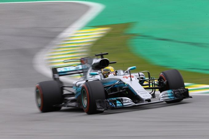 "F1 | GP Brasile, Lewis Hamilton eletto ""Driver of the Day"""